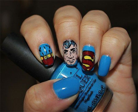 12-Easy-Superman-Nail-Art-Designs-Ideas-Trends-Stickers-Wraps-2014-4