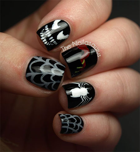 15-Spiderman-Nail-Art-Designs-Ideas-Trends-Stickers-Wraps-2014-10