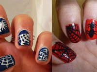 15-Spiderman-Nail-Art-Designs-Ideas-Trends-Stickers-Wraps-2014