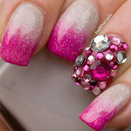 50 Best Acrylic Nail Art Designs Ideas Trends