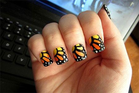 50 best acrylic nail art designs ideas  trends 2014