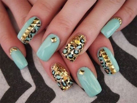 Nail Art Design Ideas 50 best acrylic nail art designs ideas trends 2014 fabulous nail art designs 50 Best Acrylic Nail Art Designs Ideas Trends