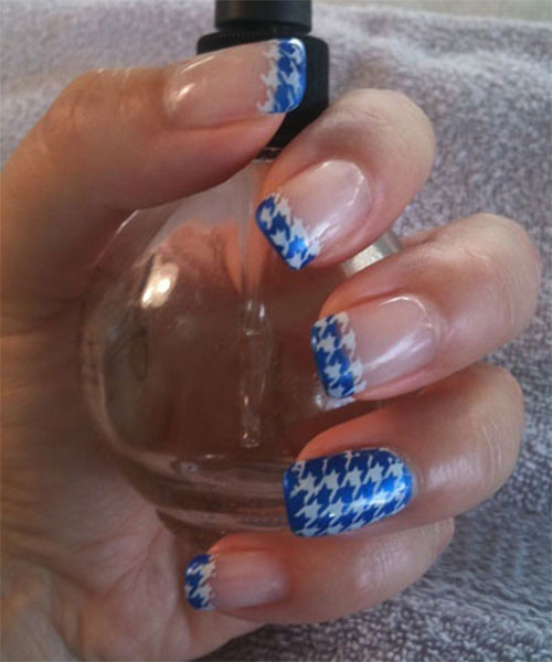 50-Best-Houndstooth-Nail-Art-Designs-Ideas-Trends-Stickers-Wraps-2014-10