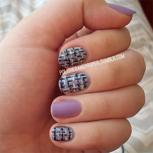 50-Best-Houndstooth-Nail-Art-Designs-Ideas-Trends-Stickers-Wraps-2014-22