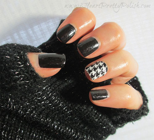 50-Best-Houndstooth-Nail-Art-Designs-Ideas-Trends-Stickers-Wraps-2014-27
