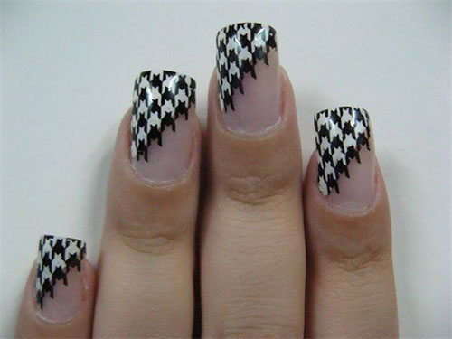 50-Best-Houndstooth-Nail-Art-Designs-Ideas-Trends-Stickers-Wraps-2014-3