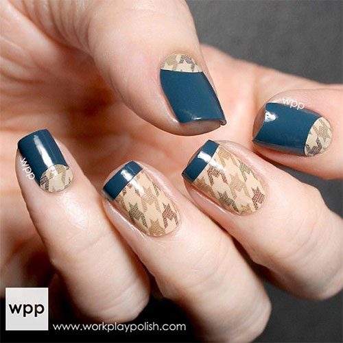 50-Best-Houndstooth-Nail-Art-Designs-Ideas-Trends-Stickers-Wraps-2014-37