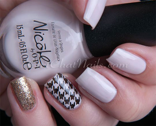 50-Best-Houndstooth-Nail-Art-Designs-Ideas-Trends-Stickers-Wraps-2014-40