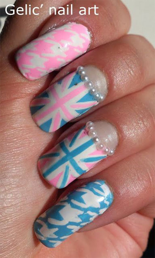 50-Best-Houndstooth-Nail-Art-Designs-Ideas-Trends-Stickers-Wraps-2014-5