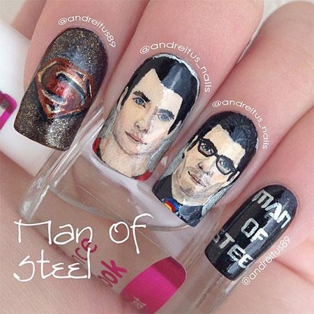Amazing-Superman-Nail-Art-Designs-Ideas-Trends-Stickers-Wraps-2014-4