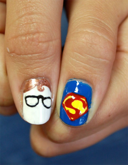Amazing-Superman-Nail-Art-Designs-Ideas-Trends-Stickers-Wraps-2014-7