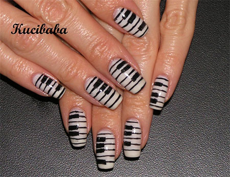 Awesome-Piano-Keys-Nail-Art-Designs-Ideas-Trends-2014-3