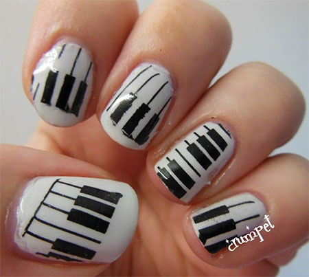 Awesome-Piano-Keys-Nail-Art-Designs-Ideas-Trends-2014-6