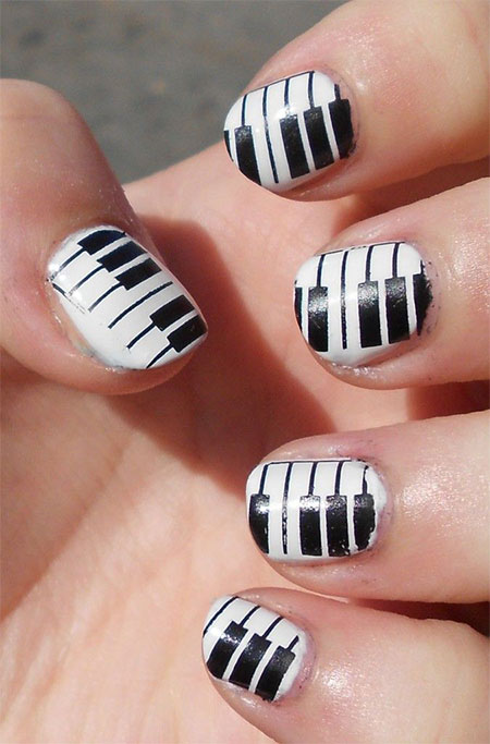 Awesome-Piano-Keys-Nail-Art-Designs-Ideas-Trends-2014-9