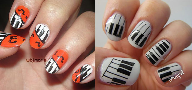 Awesome-Piano-Keys-Nail-Art-Designs-Ideas-Trends-2014