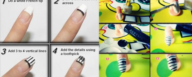 Easy-Piano-Keys-Nail-Art-Tutorials-For-Beginners-Learners-2014
