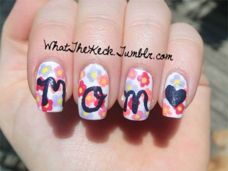 Inspiring-Mothers-Day-Nail-Art-Designs-Ideas-Trends-Stickers-2014-4