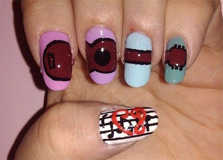 Pretty-Guitar-Nail-Art-Designs-Ideas-Trends-2014-4