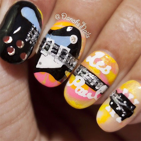 Pretty-Guitar-Nail-Art-Designs-Ideas-Trends-2014-7