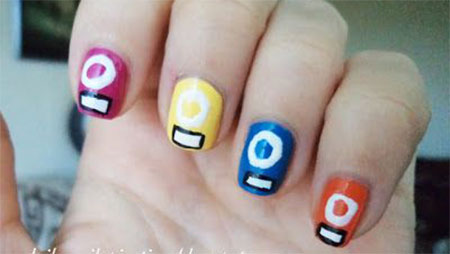 iPod-Inspired-Nail-Art-Designs-Ideas-Trends-2014-6