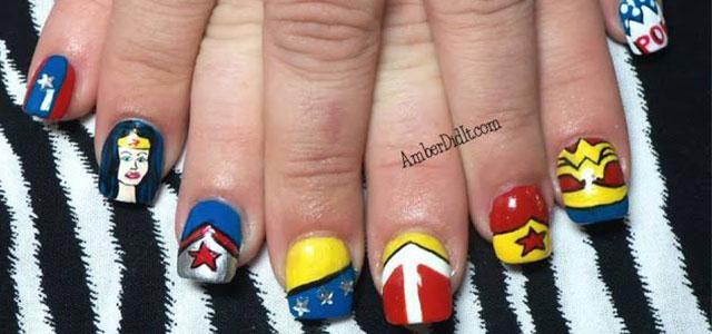 10-Amazing-Wonder-Woman-Nail-Art-Designs-Ideas-Trends-Stickers-2014