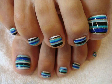 12-Summer-Themed-Toe-Nail -Art-Designs-Ideas-Trends-Stickers-2014-10