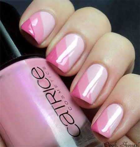 15 cute pink summer nail art designs ideas trends