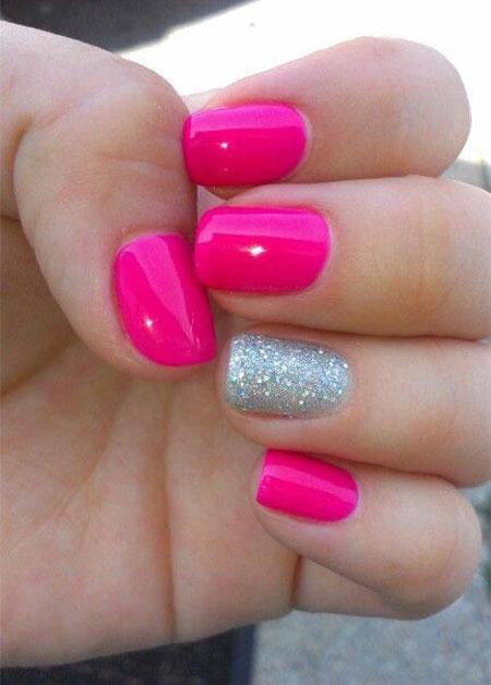 15-Cute-Pink-Summer-Nail-Art-Designs-Ideas-Trends-Stickers-2014-12