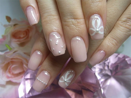 15-Cute-Pink-Summer-Nail-Art-Designs-Ideas-Trends-Stickers-2014-14