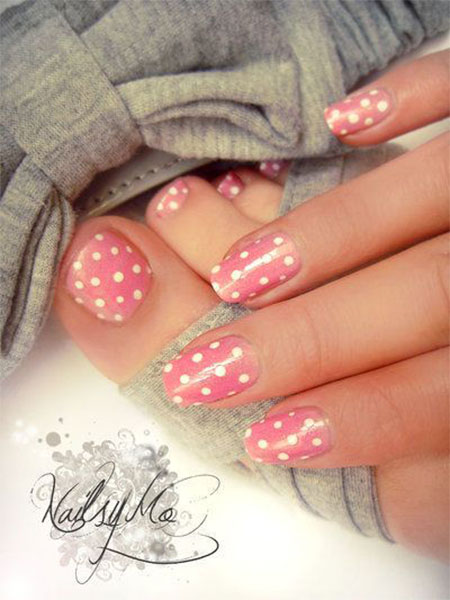 15-Cute-Pink-Summer-Nail-Art-Designs-Ideas-Trends-Stickers-2014-15