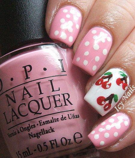 15-Cute-Pink-Summer-Nail-Art-Designs-Ideas-Trends-Stickers-2014-2