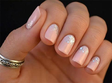 15 Cute Pink Summer Nail Art Designs Ideas Trends Stickers 2014