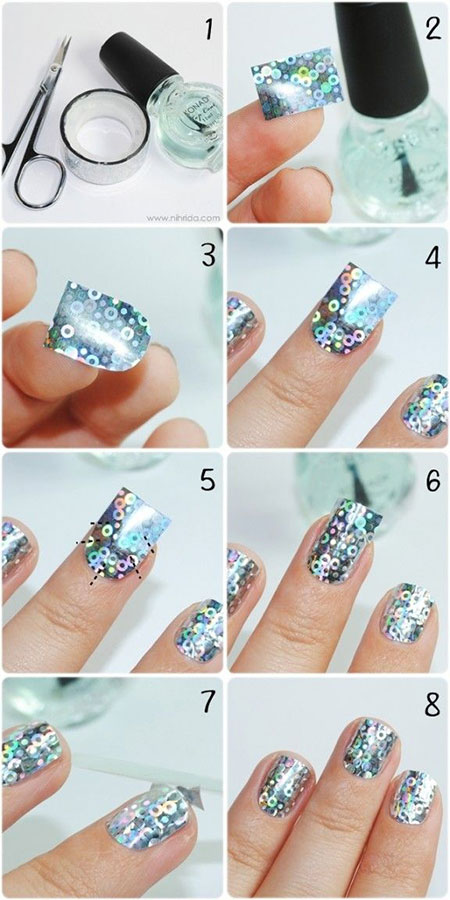 15-Easy-Summer-Inspired-Nail-Art-Tutorials-For-Beginners-Learners-2014-1
