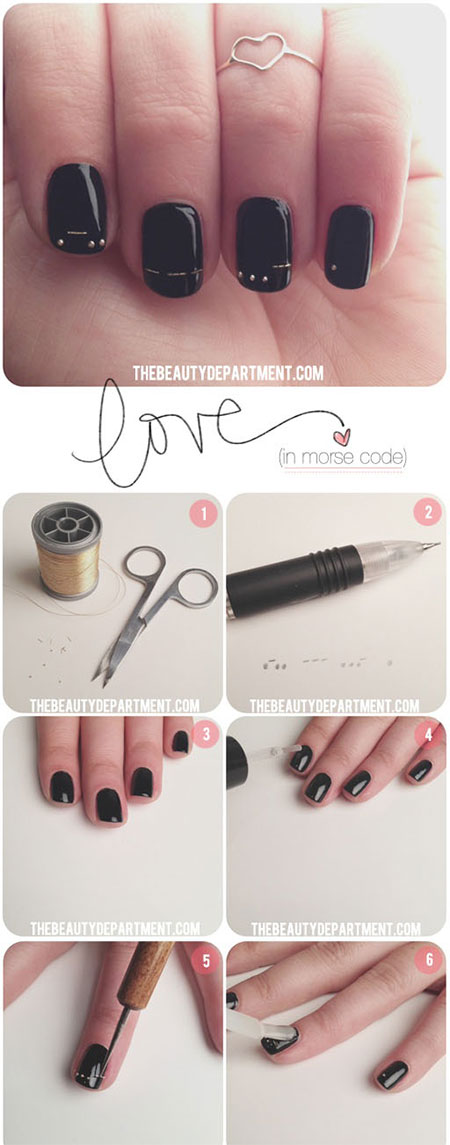 15-Easy-Summer-Inspired-Nail-Art-Tutorials-For-Beginners-Learners-2014-3
