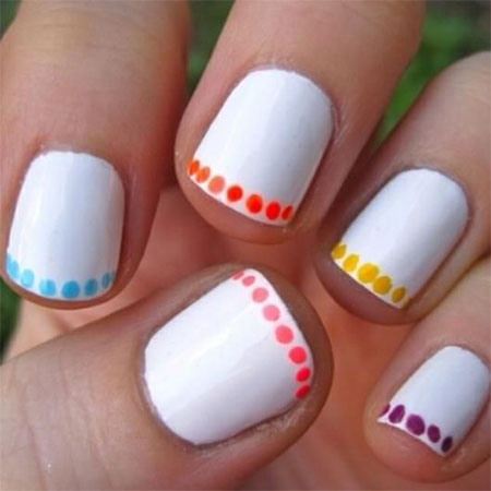 15 Easy Summer Nail Art Designs Ideas Trends Stickers 2014