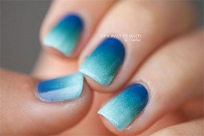 15-Stunning-Blue-Summer-Nail-Art-Designs-Ideas-Trends-Stickers-2014-10
