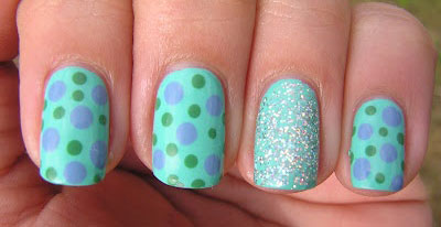 15-Stunning-Blue-Summer-Nail-Art-Designs-Ideas-Trends-Stickers-2014-11