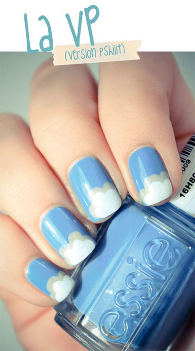 15-Stunning-Blue-Summer-Nail-Art-Designs-Ideas-Trends-Stickers-2014-4