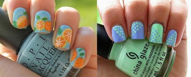 15-Stunning-Blue-Summer-Nail-Art-Designs-Ideas-Trends-Stickers-2014