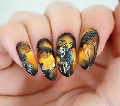 20-Avengers-Nail-Art-Designs-Ideas-Trends-Stickers-2014-14