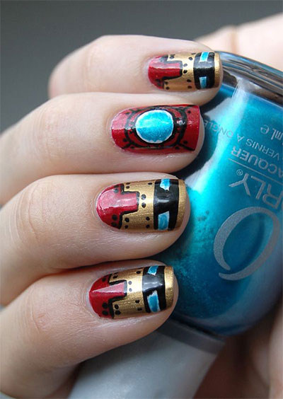 20-Avengers-Nail-Art-Designs-Ideas-Trends-Stickers-2014-20