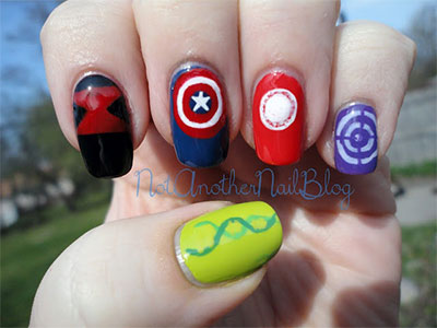 20-Avengers-Nail-Art-Designs-Ideas-Trends-Stickers-2014-9