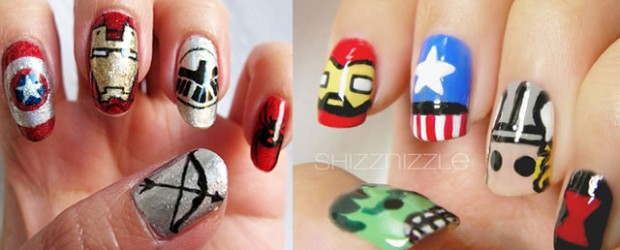 20-Avengers-Nail-Art-Designs-Ideas-Trends-Stickers-2014