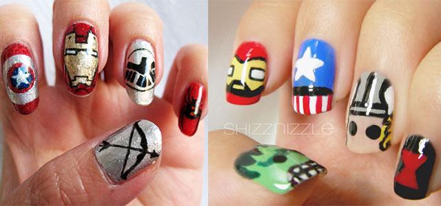 20-Avengers-Nail-Art-Designs-Ideas-Trends-Stickers-2014