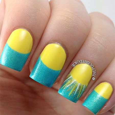 30-Cute-Summer-Themed-Nail-Art-Designs-Ideas-Trends-2014-10
