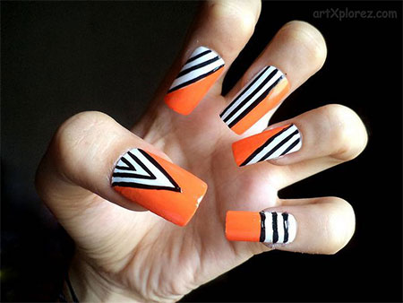 30-Cute-Summer-Themed-Nail-Art-Designs-Ideas-Trends-2014-14