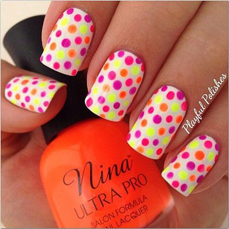 30-Cute-Summer-Themed-Nail-Art-Designs-Ideas- - 30 Cute Summer Themed Nail Art Designs, Ideas & Trends 2014
