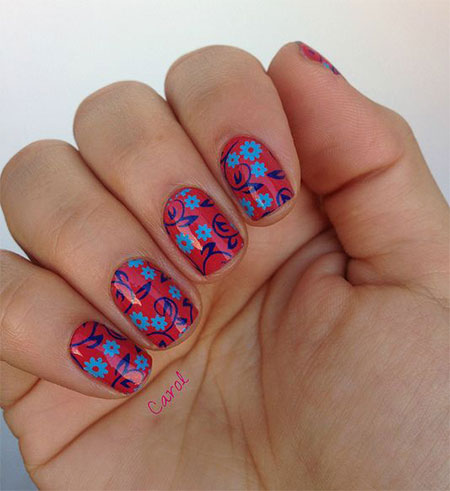 30-Cute-Summer-Themed-Nail-Art-Designs-Ideas-Trends-2014-28