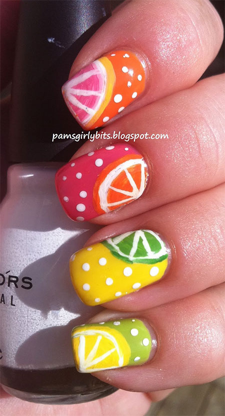30-Cute-Summer-Themed-Nail-Art-Designs-Ideas-Trends-2014-6