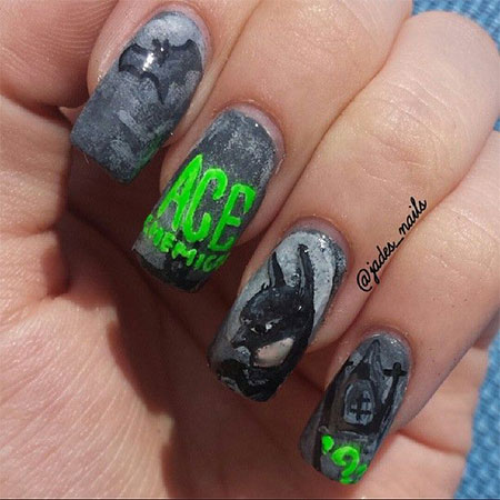 30-Easy-Simple-Batman-Nail-Art-Designs-Ideas-Trends-Stickers-2014-16